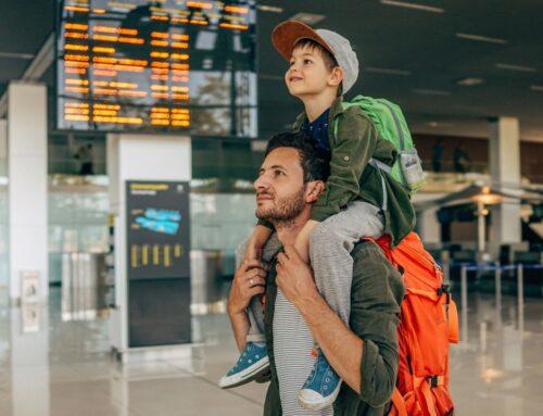 Que su viaje fuera del país con un menor de edad no sea un dolor de cabeza.